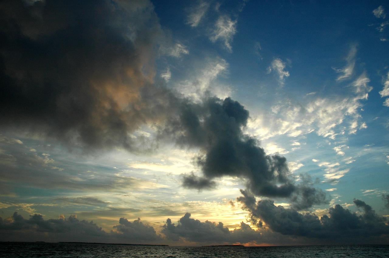 Makunudu Island, North Malé Atoll, Maldives.