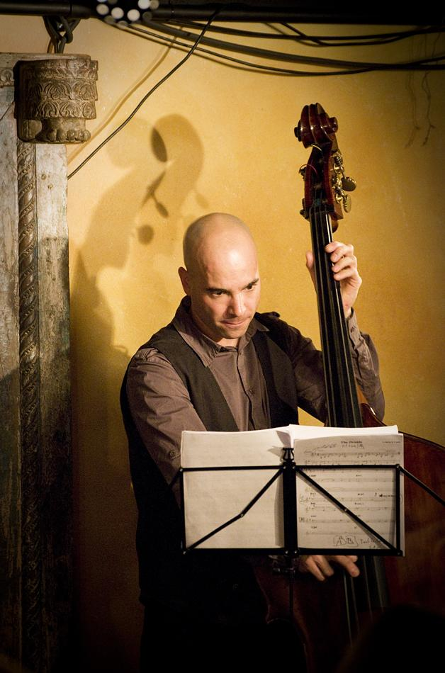 "Concert ""The NoWhere Quintet"", Pois-Chiche, Lausanne, Suisse"