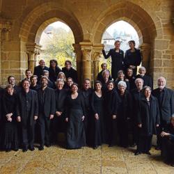 Concert Abbatiale Romainmôtier, Suisse, 2012.