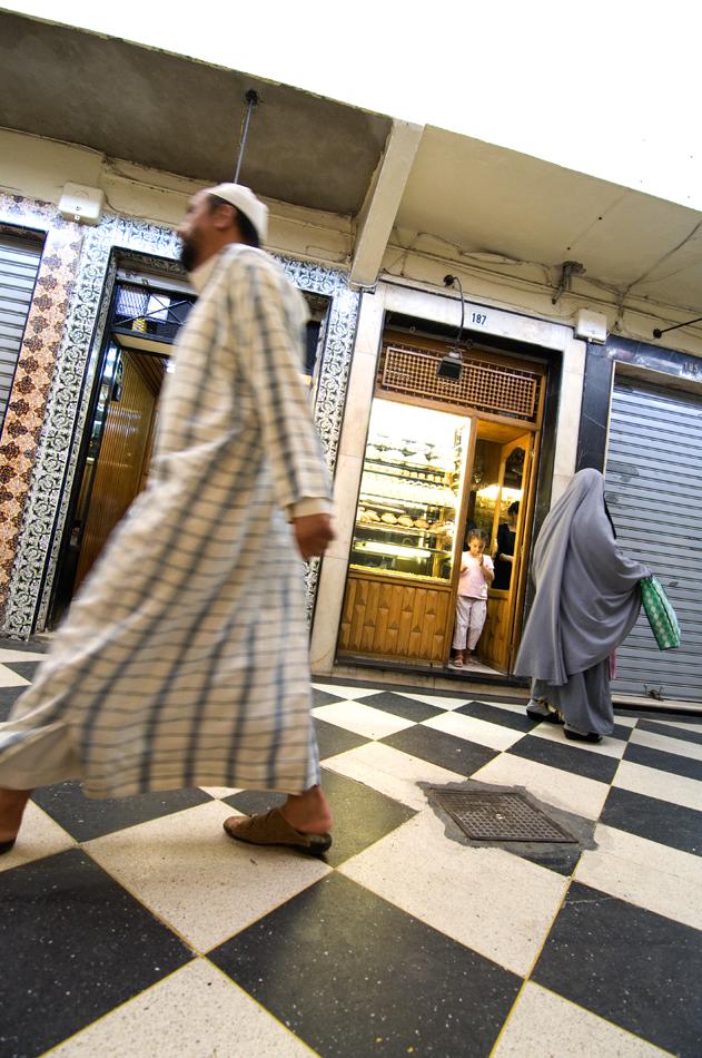 Medina Casablanca, Maroc