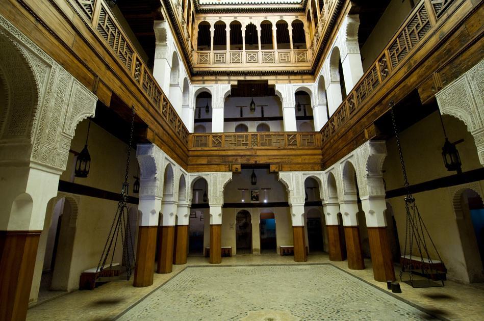 Madrasa Fes, Maroc