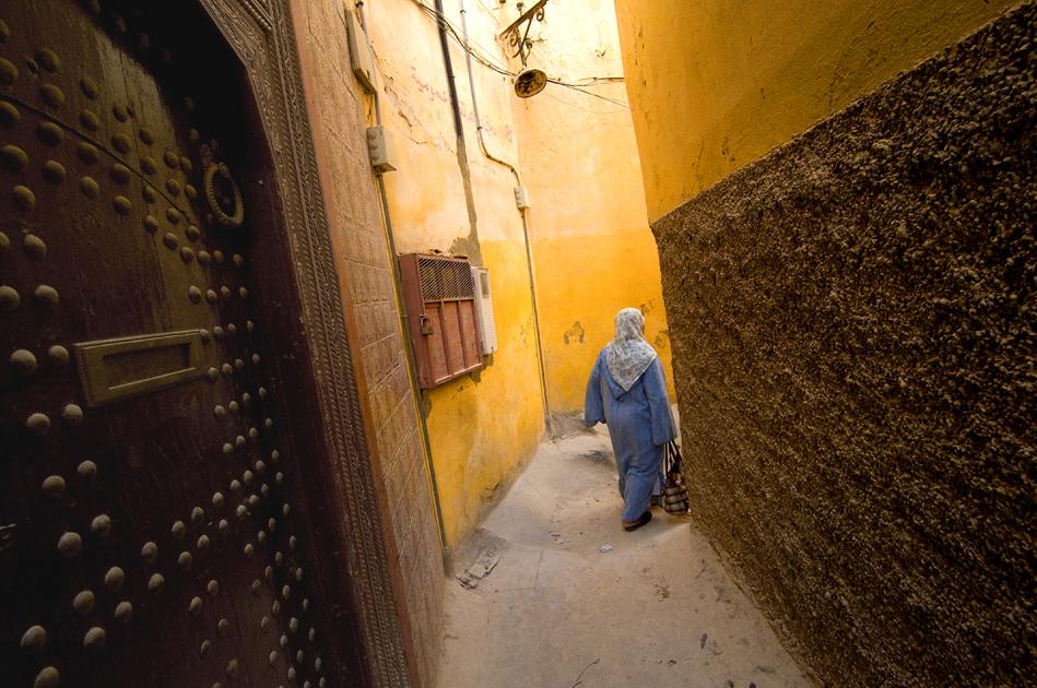 Medina Meknes, Maroc