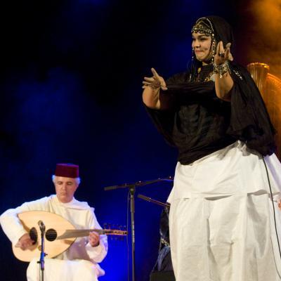 """Concert """"Fès 1200 ans"""", ONU."""