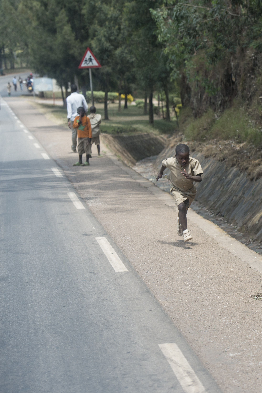 Route Kigali - Nyanza