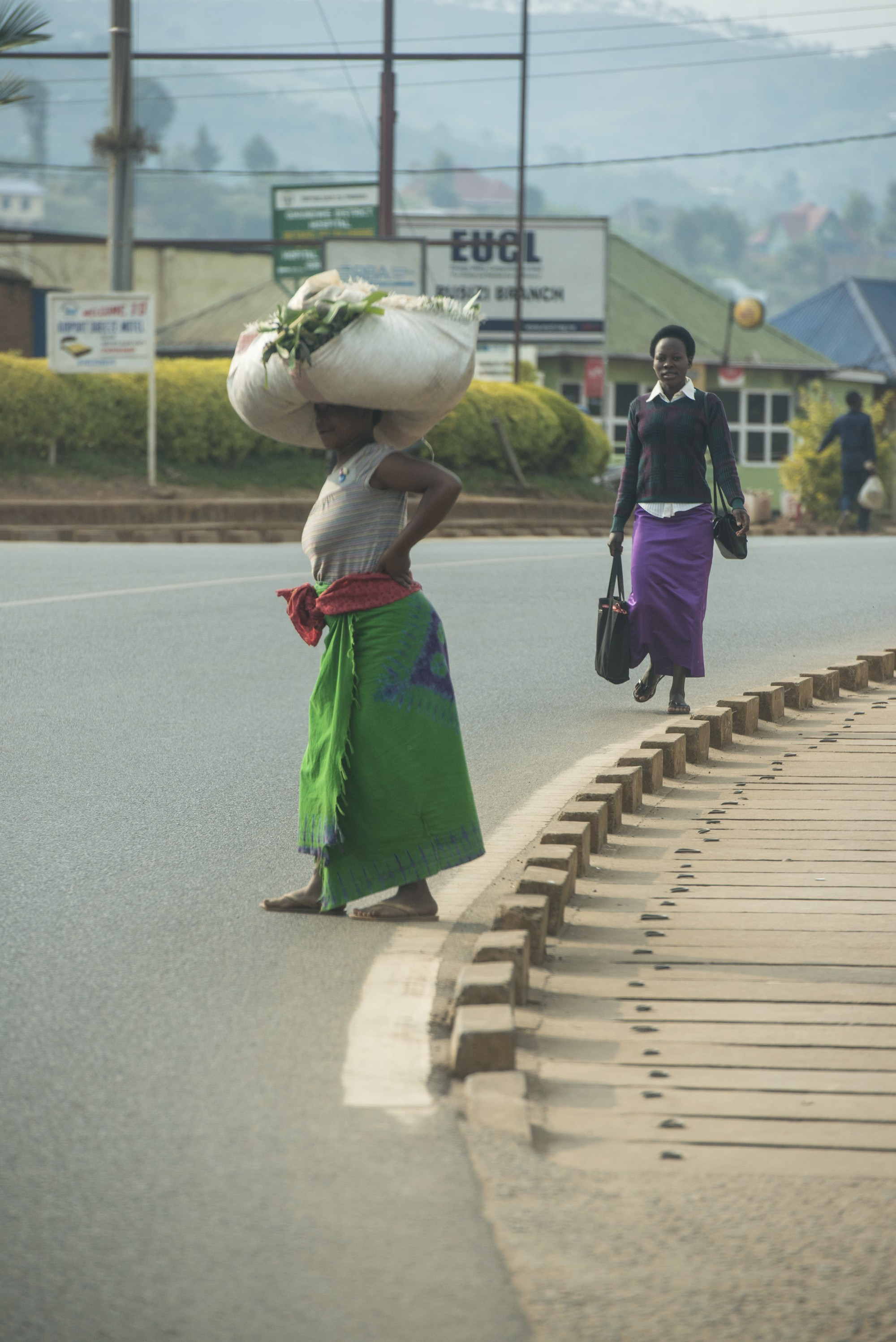 Route Cyangugu - Karongi (Ex Kibuye)