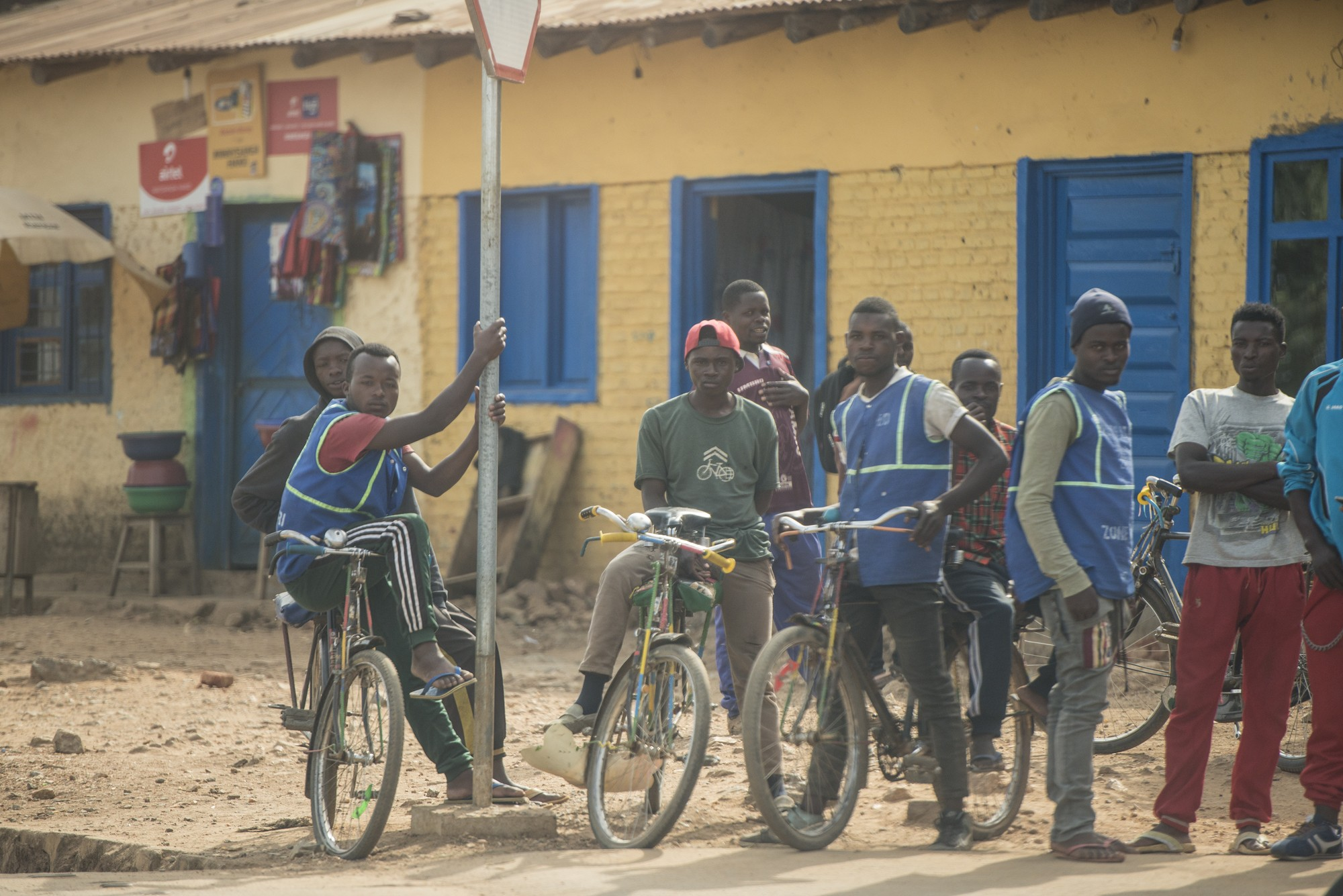 Route Karongi (Ex Kibuye) - Gysenyi