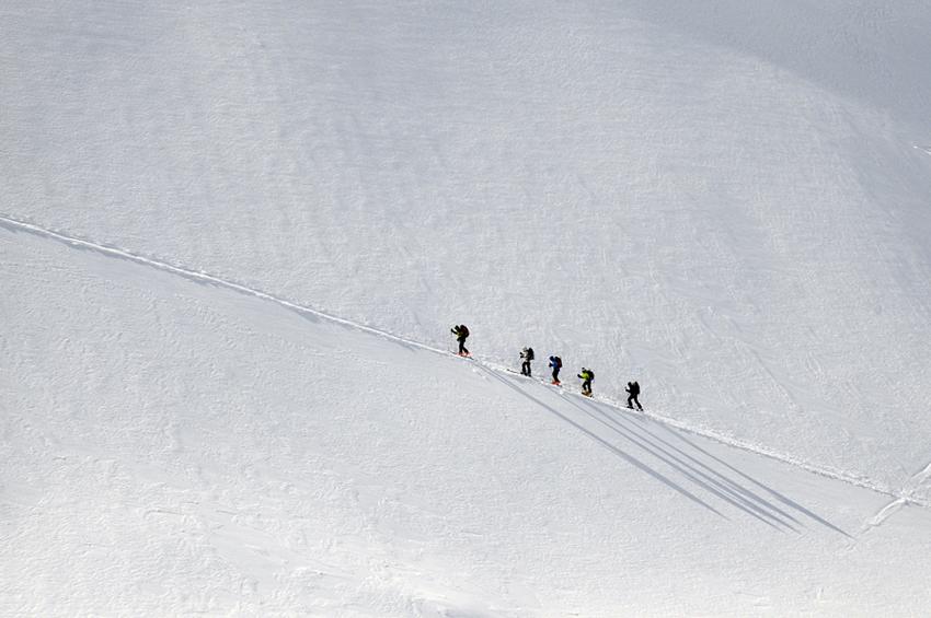 Région d'Arolla, Valais, Suisse.