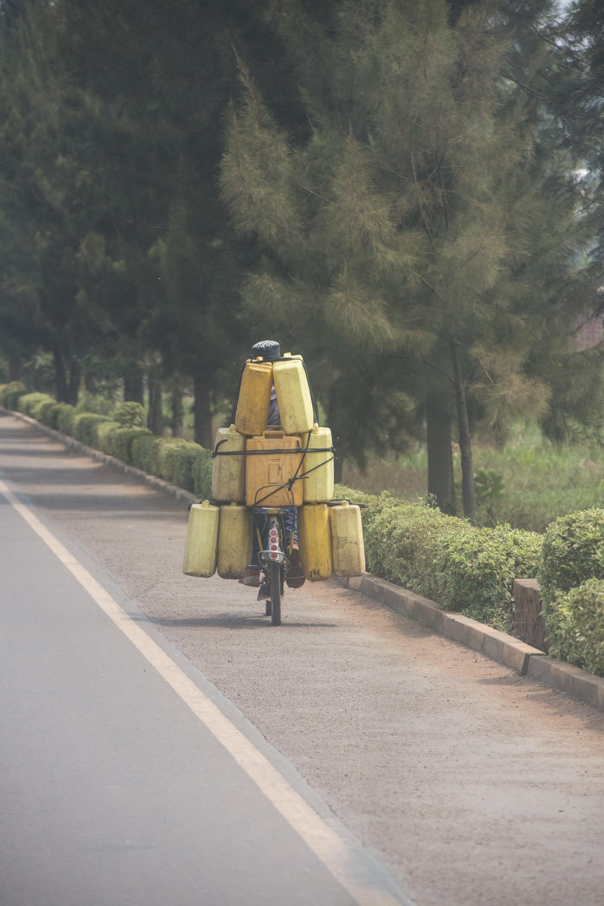 Route Gisenyi - Musanze (Ex Ruhengeri)