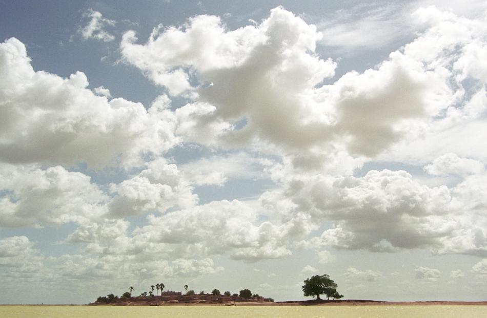 Delta du Niger, Mopti region, Mali