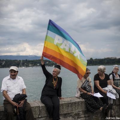 Manifestation Palestine 26.07.2014 (Genève)