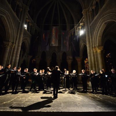 Concert Cathedral de Lausanne, Suisse, 2015