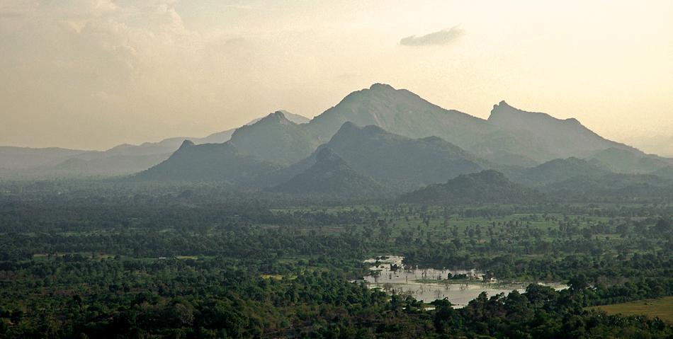 Lands of Sigiriya, Sri Lanka